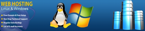 Product picture Linux & Windows Hosting with Free Domain Registration